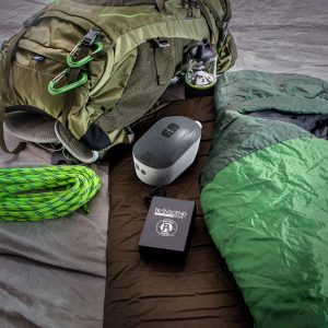 Transcend 3 CPAP Camping