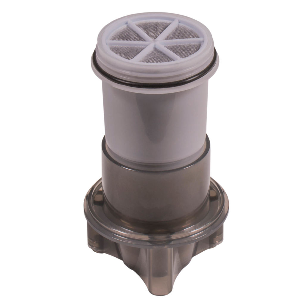 Transcend 365 miniCPAP water filter step 2