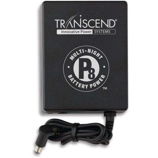 Transcend P8 battery