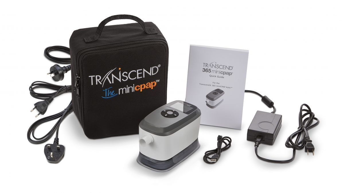 mytranscend minicpap