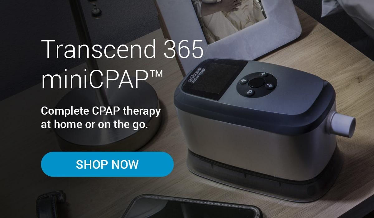 Transcend 365 miniCPAP Auto